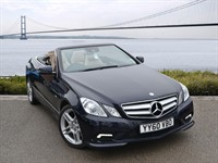 Used Mercedes E250 E Class Cabriolet CGI BlueEFFICIENCY Sport 2dr Tip Auto
