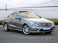 Used Mercedes E350 E Class Coupe CDI BlueEFFICIENCY Sport 2dr Tip Auto