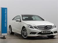 Used Mercedes E350 CDI BlueEfficiency E350 Sport