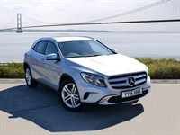 Used Mercedes GLA220 CDI 4MATIC SE