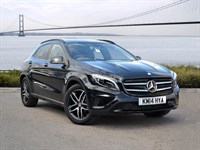 Used Mercedes GLA250 4MATIC SE