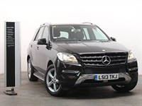 Used Mercedes ML250 BlueTEC ML250 SE