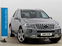 Used Mercedes ML300 CDI BlueEfficiency ML300 Sport