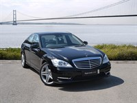 Used Mercedes S350 S Class Saloon CDi BlueTEC 4dr Auto