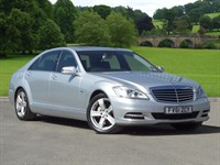 Used Mercedes S350L S Class Saloon BlueEFFICIENCY 4dr Auto
