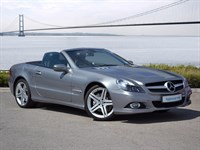 Used Mercedes SL350 SL350