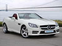 Used Mercedes SLK200 BlueEfficiency 200 AMG Sport Edition 125