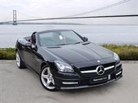 Used Mercedes SLK250 SLK Roadster CDI BlueEFFICIENCY AMG Sport 2dr Tip Auto