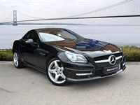Used Mercedes SLK350 BlueEFFICIENCY 350 AMG Sport