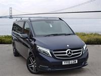 Used Mercedes V Class Estate V250 BlueTEC Sport 5dr Auto (Extra Long)