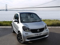 Used Smart Car Fortwo Coupe Prime 2dr Auto