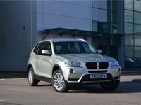 Used BMW X3 Estate xDrive20d SE 5dr Step Auto