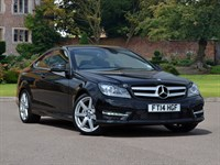 Used Mercedes C180 C Class Coupe AMG Sport Edition 2dr Auto (Premium)