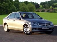 Used Mercedes C220 C Class CDI BlueEFFICIENCY Elegance 4dr Auto