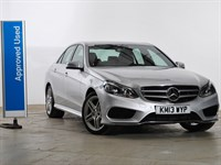 Used Mercedes E220 E Class Saloon CDI AMG Sport 4dr 7G-Tronic
