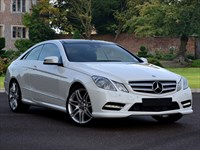 Used Mercedes E250 BlueEFFICIENCY Sport