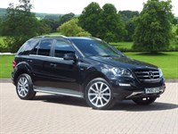 Used Mercedes ML300 M Class CDI BlueEFFICIENCY Grand Edition 5dr TipAuto