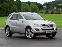 Used Mercedes ML350 M Class Station Wagon CDi BlueEFFICIENCY Sport 5dr Tip Auto