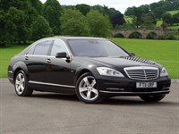 Used Mercedes S500L S Class 4dr Auto