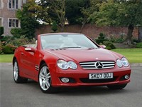 Used Mercedes SL350 SL Series Convertible (272) 2dr Tip Auto