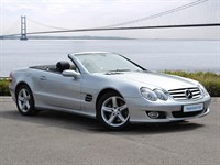 Used Mercedes SL350 SL Class Convertible 2dr Tip Auto