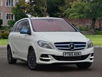 Used Mercedes B250 B Class Hatchback e Art Premium 5dr Auto