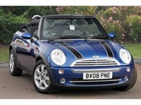 Used MINI One Convertible One Cooper 2dr