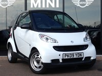 Used Smart Car Fortwo Cabrio Pure mhd 2dr Auto