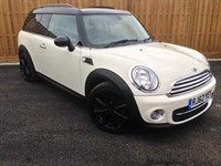 Used MINI Clubman Estate Cooper D 5dr