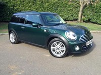 Used MINI Clubman Estate Cooper (122) 5dr Auto