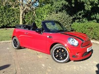 Used MINI Convertible Cooper (122) 2dr