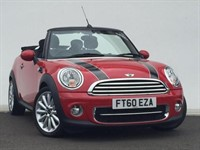 Used MINI Cooper Convertible Cooper D 2dr
