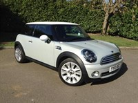 Used MINI Cooper Hatchback Special Editions Camden 3dr