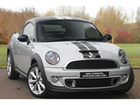 Used MINI Cooper S Coupe Cooper S D 3dr
