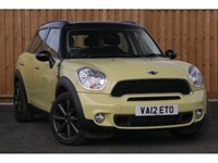 Used MINI Countryman Hatchback Cooper S D ALL4 5dr Auto