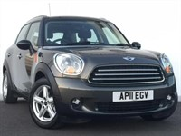 Used MINI Countryman Hatchback Cooper D ALL4 5dr Auto