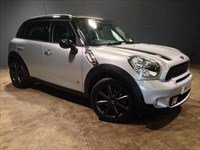 Used MINI Countryman Hatchback Cooper S D ALL4 5dr