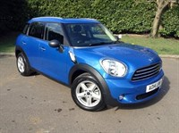 Used MINI Countryman Hatchback One D 5dr