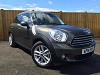 Used MINI Countryman Hatchback Special Editions Cooper D Business Edition 5dr