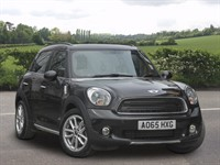 Used MINI Countryman Hatchback Cooper D ALL4 5dr