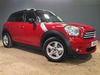 Used MINI Countryman Hatchback Cooper D 5dr