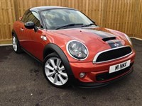 Used MINI Coupe Cooper S D 3dr