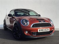 Used MINI Coupe Cooper S 3dr