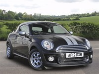 Used MINI Coupe Cooper 3dr