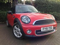 Used MINI First Hatchback First Cooper 3dr
