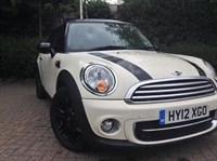 Used MINI Hatch Hatch