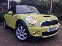 Used MINI One Convertible One Cooper S 2dr