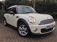 Used MINI One Clubman Estate One 5dr