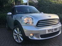 Used MINI One Countryman Hatchback One Cooper D ALL4 5dr Auto