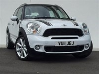 Used MINI One Countryman Hatchback One Cooper S D ALL4 5dr Auto